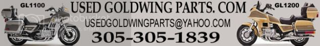 USED GOLDWING PARTS HOME PAGE