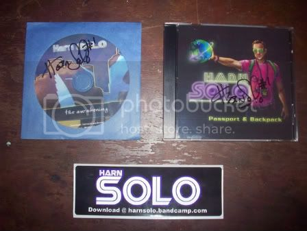 Harn SOLO CD Pack